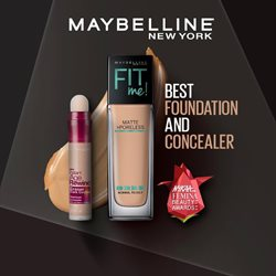 Offers of Makeup in Maybelline