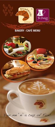 Restaurants offers in the Breadworks catalogue in Bangalore
