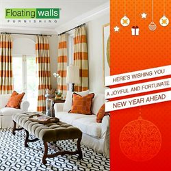 Lamp offers in the Floating Walls catalogue in Bangalore