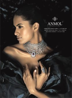 Anmol Jewellers catalogue ( More than a month )