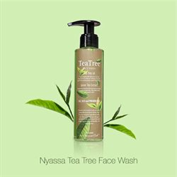 Face wash offers in the Nyassa catalogue in Delhi