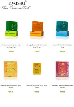 Offers of Soap in Nyassa