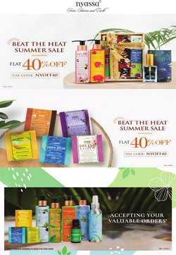 Perfume & Beauty offers in the Nyassa catalogue ( 5 days left)