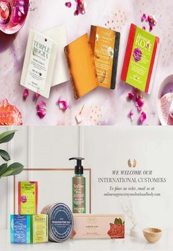 Perfume & Beauty offers in the Nyassa catalogue ( Published today)