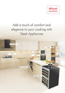 Home & Kitchen offers in the Sleek catalogue ( 3 days left)