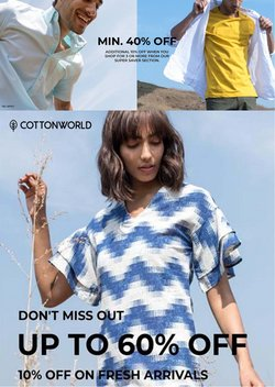 Cottons by Century offers in the Cottons by Century catalogue ( Published today)