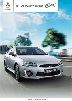 Offers from Mitsubishi in the Delhi leaflet