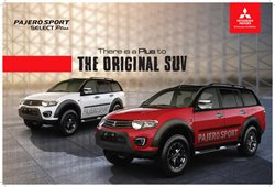Cars, motorcycles & spares offers in the Mitsubishi catalogue in Dehradun