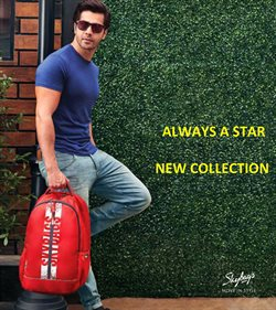 Offers from Skybags in the Delhi leaflet