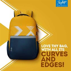 Travel offers in the Skybags catalogue in Delhi