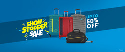 Travel offers in the Skybags catalogue in Jamshedpur