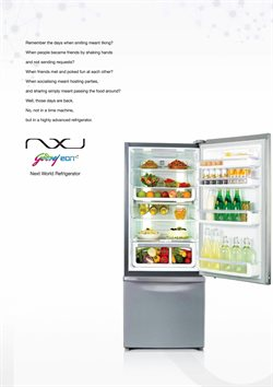 Refrigerator offers in the Godrej catalogue in Nashik