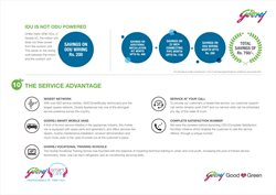Refrigerator offers in the Godrej catalogue in Jamshedpur