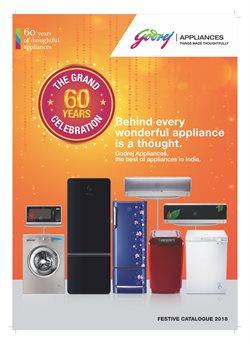 Offers from Godrej in the Kolkata leaflet