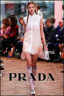 Offers from Prada in the Bhopal leaflet
