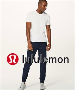Sportswear offers in the Lululemon catalogue in Delhi
