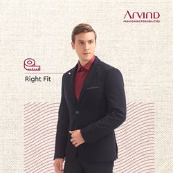 The Arvind Store catalogue ( Expired )