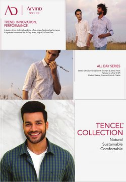 The Arvind Store offers in the The Arvind Store catalogue ( 5 days left)