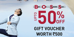Offers from The Arvind Store in the Hyderabad leaflet