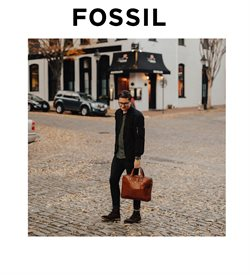 Offers from Fossil in the Mumbai leaflet