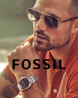 Jewellery offers in the Fossil catalogue ( 8 days left)