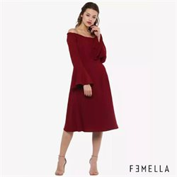 Offers from Femella in the Delhi leaflet