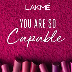 Lakme catalogue ( 21 days left )