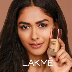 Perfume & Beauty offers in the Lakme catalogue in Hyderabad ( 8 days left )