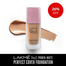 Perfume & Beauty offers in the Lakme catalogue ( 5 days left)