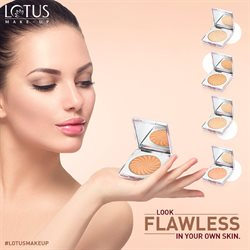 Perfume & Beauty offers in the Lotus catalogue in Jaipur
