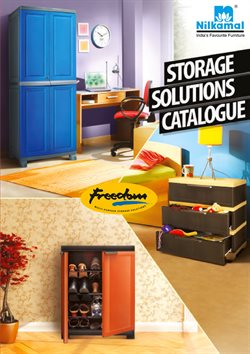 Furniture offers in the Nilkamal catalogue in Delhi