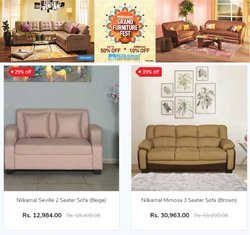 Home & Kitchen offers in the Nilkamal catalogue ( 5 days left)