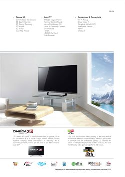Usb offers in the LG catalogue in Delhi