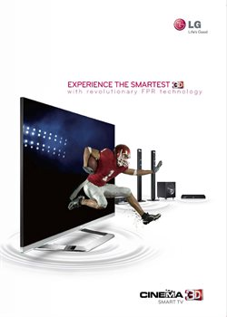 Mobiles & Electronics offers in the LG catalogue in Bhilai