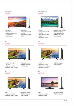 Offers of Screen in LG