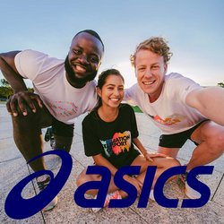 Sports offers in the Asics catalogue ( More than a month)