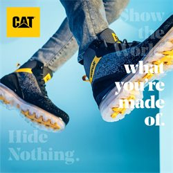 Offers from Caterpillar footwear in the Mumbai leaflet