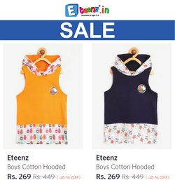 Toys & babies offers in the E-teenz catalogue ( 7 days left)