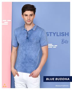 Offers from Blue Buddha in the Ahmedabad leaflet