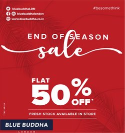 Blue Buddha offers in the Blue Buddha catalogue ( 9 days left)