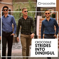 Crocodile catalogue ( Expired )