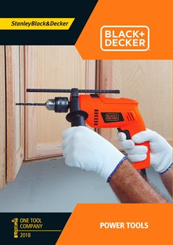 Black & Decker catalogue ( More than a month )