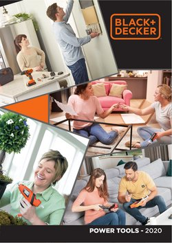 Home & Kitchen offers in the Black & Decker catalogue ( 10 days left)