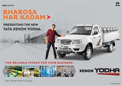 Offers from Tata Motors in the Malegaon leaflet