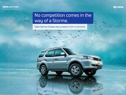 Offers from Tata Motors in the Delhi leaflet