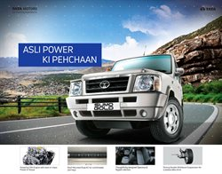 Suspension offers in the Tata Motors catalogue in Salem