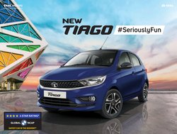 Cars, motorcycles & spares offers in the Tata Motors catalogue ( More than a month)