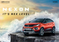 Cars, motorcycles & spares offers in the Tata Motors catalogue ( Expires today)