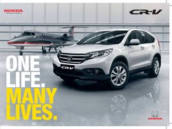 Offers from Honda in the Delhi leaflet