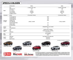 Tyres offers in the Honda catalogue in Delhi